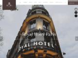 Royal Hôtel Champs Elysées Paris - Hôtel de Luxe Paris