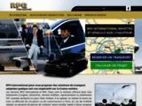 Rpg international : navettes aéroports