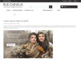 Vente en ligne Extensions Rajout Cheveux Rémy Hair kératine tissage clips loops anneaux | Rue des Cheveux
