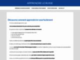 Russe-facile.fr - apprendre le russe facilement et rapidement
