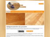 Sablage de plancher Laval  |  Les experts du sablage de plancher