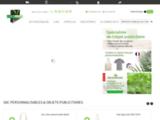 Sac personnalisable & objet publicitaire: cadeau imprimé 24H - Sacpub