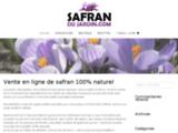 Vente en ligne de safran 100% naturel