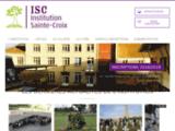 Institution Sainte-Croix à Provins (ISC)