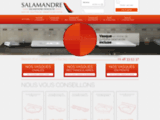 Plans Vasques Salle de Bains en résine - Salamandre Design®