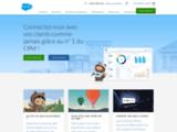 Logiciel CRM / GRC , Gestion de la Relation Client - salesforce.com France