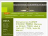 Avocat Chelles - Cabinet d'avocat MBARKI à Chelles en Seine et Marne (77)