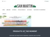 Chutneys et vinaigres San Martin