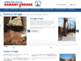 Forage domestique et de jardin Var, alimentations de fontaines Sanary et création jardins à Toulon