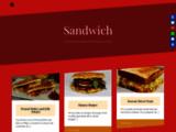 1001 Recettes de Sandwichs & Burgers