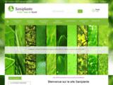 Herboristerie en ligne. Saniplante. Plantes en vrac pour tisanes