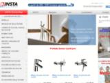 Choisir une cabine de douche sur Internet et la commander facilement chez INSTA.ch