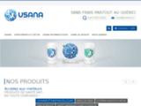 Usana - produit naturel - Santelavie