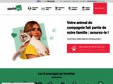 SantéVet, le spécialiste de l'assurance santé animale chiens, chats et NACs