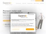 SAPIENDO, simulation de retraite en ligne