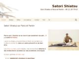 Satori Shiatsu Paris, soin massage traditionnel japonais par un praticien certifié iokai