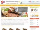 Saucisson sec d'Auvergne - Chez l'Auvergnat