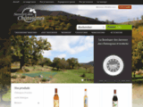 Produits artisanaux d'Ardèche : sirop et liqueur