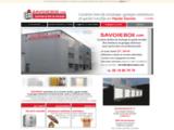 Location box Haute-Savoie - Annemasse - Genève - Annecy - 74 - Savoiebox