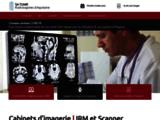 SA TDMR : Scanners et IRM, 3 sites en  Gironde (CUB): Bordeaux, Pessac, Lormont