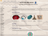 Le Scarabée Bleu - Artisanat égyptien,indien,indonésien