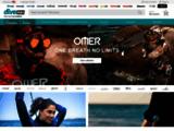 Boutique en ligne, vente de matériel de plongée