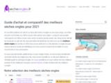 Guide et Comparatif 2017 des meilleurs sèches ongles