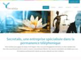 SECRETALIS - Télésecrétariat, Gestion d'agenda, Permanence Téléphonique