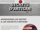 Découvrez les secrets des artisans