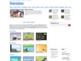 Jeux en ligne et jeux gratuits (jeux online) sur Selectojeux