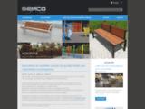 Equipements pour l'accessibilité, l'aménagement urbain, résidentiel et industriel : SEMCO