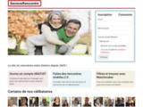 Seniors Rencontre .com - Le nouveau site des rencontres pour séniors sur le net.