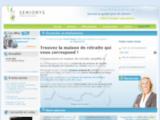 Maison de retraite, maison de retraite médicalisée, EHPAD, EHPA et résidence senior de France