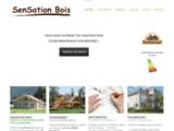 Sensation Bois, : touver la meilleure entreprise de construction de maisons en b
