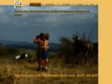 BALADES ET SEJOURS en randonnée avec ânes de bât à 45 km de Montpellier