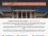 Seror Fellous Avocats : cabinet d'avocats en droit du travail à Paris