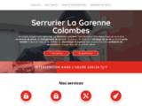 Serrurier La Garenne Colombes - Dépannage Urgence Ouverture de porte