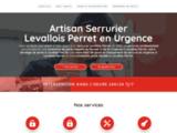 Artisan serrurier Levallois Perret en urgence