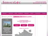 Serviceloc : le site de location pour tous , particulier professionnel