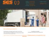 Déménagements sur Genève, en Suisse et à l'international | SES Transports