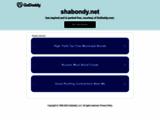 Shabondy - Blog beauté et nail art tout en paillettes !