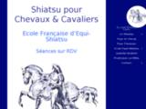 Shiatsu pour Chevaux et cavaliers