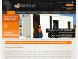 Construction modulaire et structure modulaire Sikoyo - batiment de chantier et conteneur de chantier