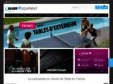 Silver Equipement : Spécialiste Ping Pong et Tennis de Table