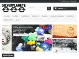Bijoux en argent de qualité : Silverplanete