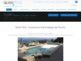Couverture automatique de piscine - couverture automatique électrique  silverpool