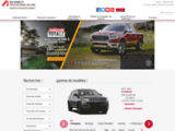 Automobiles Simard | Concessionnaire Chrysler, Dodge, Jeep & Ram