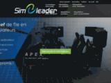 SimLeader - Une expertise de pointe en simulateur et en simulation !