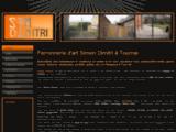 Simon Dimitri - Ferronnerie situé à Wez-Velvain - Pose de clôtures, rambardes, garde-corps, ...
