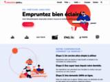 Simulation de Prêt et Crédit en Belgique > Comparateur >>>